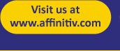 Visit us at www.affinitiv.com